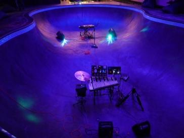 Halfling Studios record release show